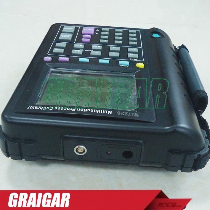 Multifunction RTD&Thermocouple Process Calibrator MS7226 4