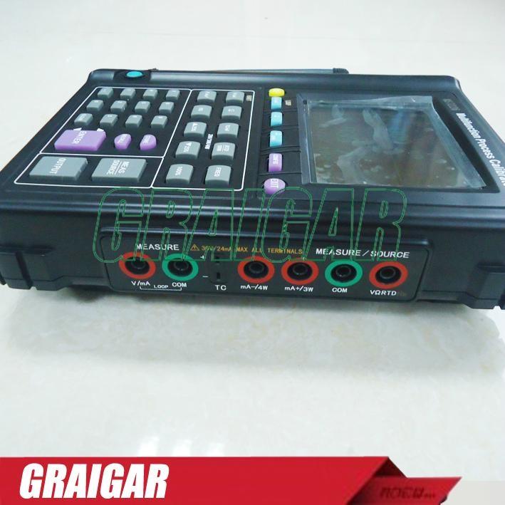 Multifunction RTD&Thermocouple Process Calibrator MS7226 5