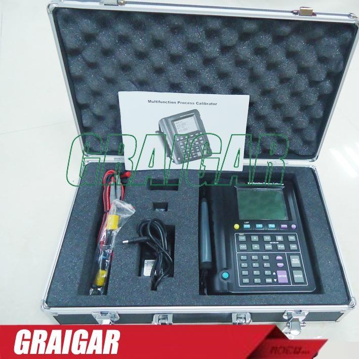 Multifunction RTD&Thermocouple Process Calibrator MS7226 7