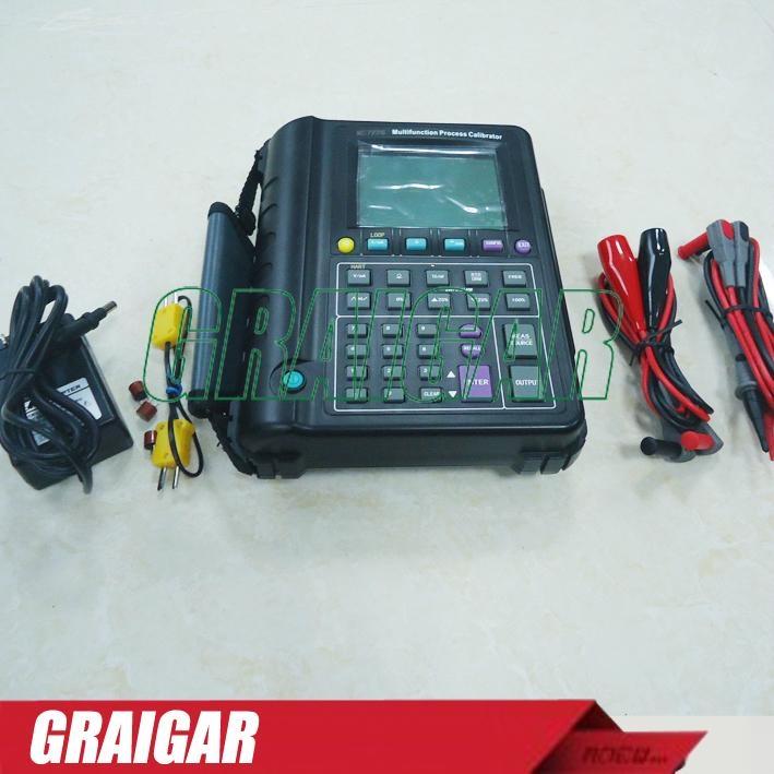 Multifunction RTD&Thermocouple Process Calibrator MS7226 6