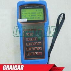 Portable ultrasonic flow meter TUF-2000H handheld digital flowmeter DN15-6000mm (Hot Product - 1*)