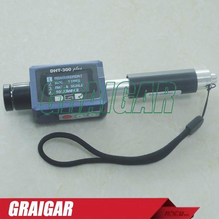 Integration Leeb Hardness Meter DHT-300 portable digital hardness gauge tester 1