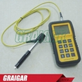 Portable digital Leeb Hardness Tester meter metal durometer LM100