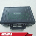 Portable digital Leeb Hardness Tester meter metal durometer LM100 6