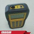 Portable digital Leeb Hardness Tester meter metal durometer LM100 3
