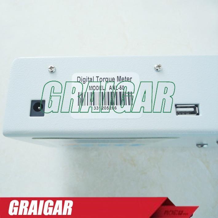 Digital torque gauge ANL-50 torque meter Testing 5