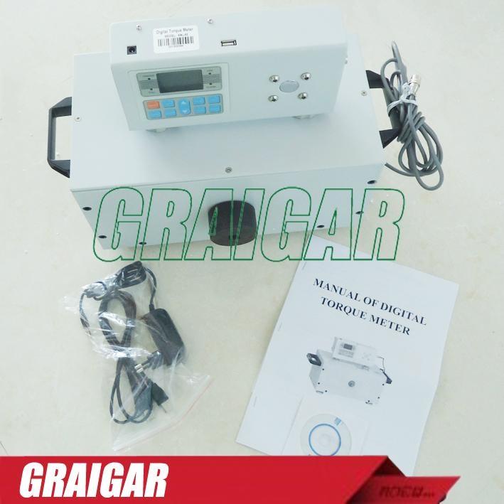 Digital torque gauge ANL-50 torque meter Testing 1