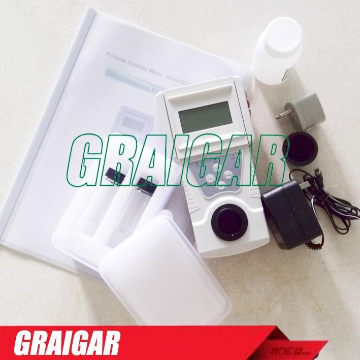 Portable Turbidity Meter SGZ-200BS 6