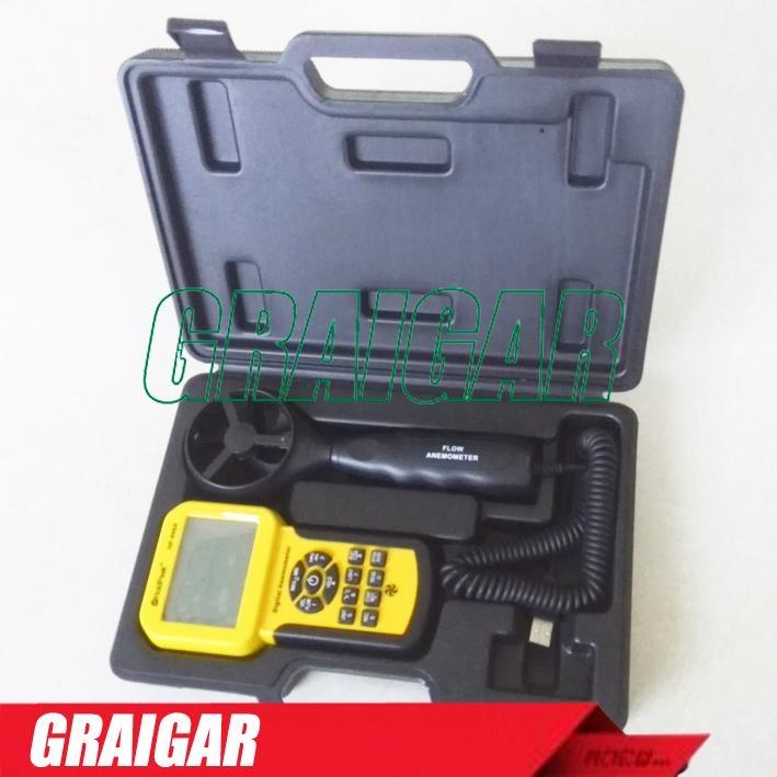 Anemometer/air flow meter HP-846A 5