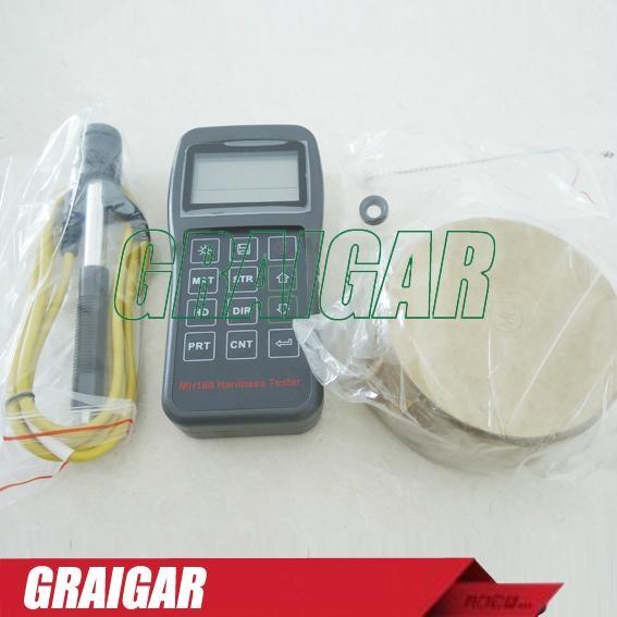 Portable Leeb Hardness Tester MH180 1