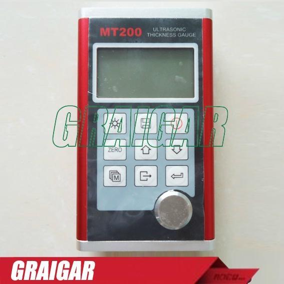 Ultrasonic Thickness Gauge MT200 2