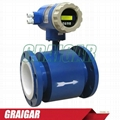 Electromagnetic Digital Flow Meter /