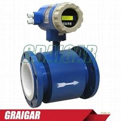 Electromagnetic Digital Flow Meter / Water Flow Rate Meter DN10mm-DN1000mm
