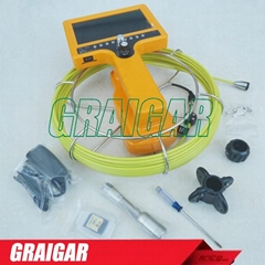 Handheld Sewer Survey Video Drain Inspection Camera System Video Recording (Hot Product - 1*)