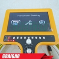 Handheld Sewer Survey Video Drain Inspection Camera System Video Recording 4