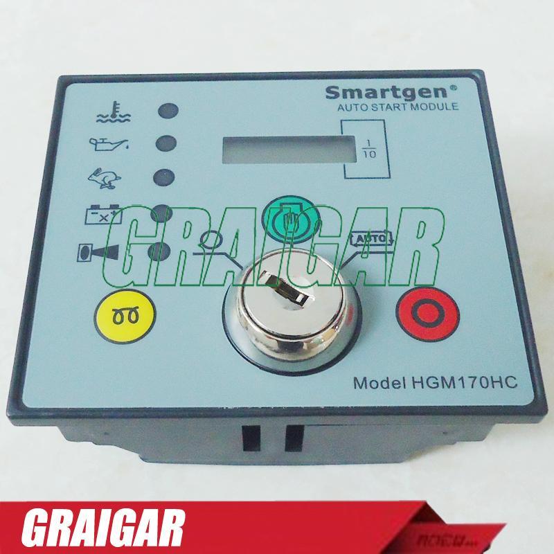 Smartgen HGM170HC Generator Controller Automatic Engine Control Module