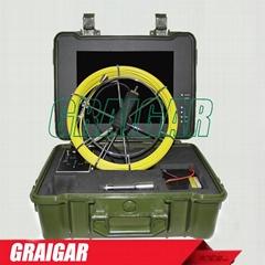 15inch Monitor CCTV Drai