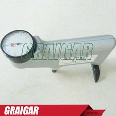 934-1 Barcol Impressor Portable Hardness Tester Meter Brinell hardness 25-150HBW