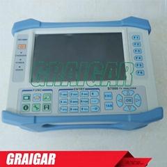 S7000 Analog Digital Satellite TV Analyzer DVB-C/T/H/T2/S/S2 CATV QAM meter