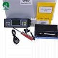 SRT-6210 Surface Roughness Tester 4 Parameters:Ra, Rz, Rq, Rt Testing 10