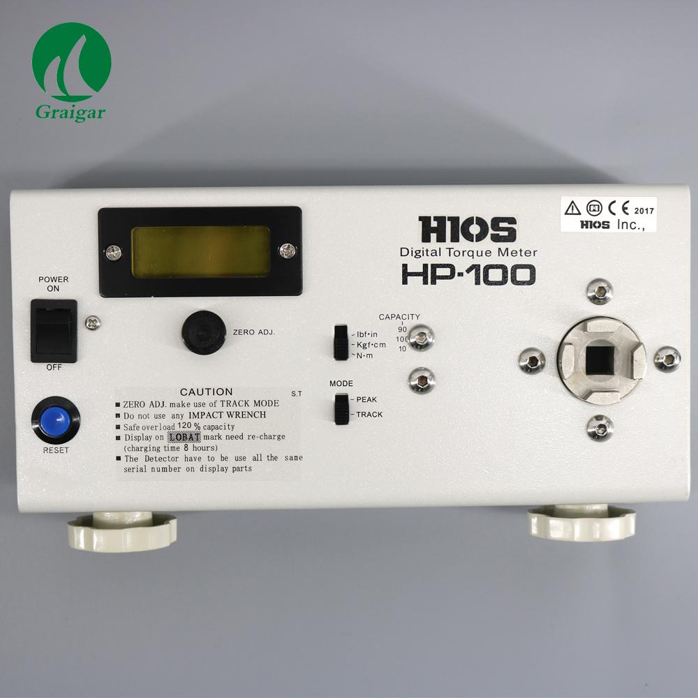 HP-100 Motor Torque Tester 4