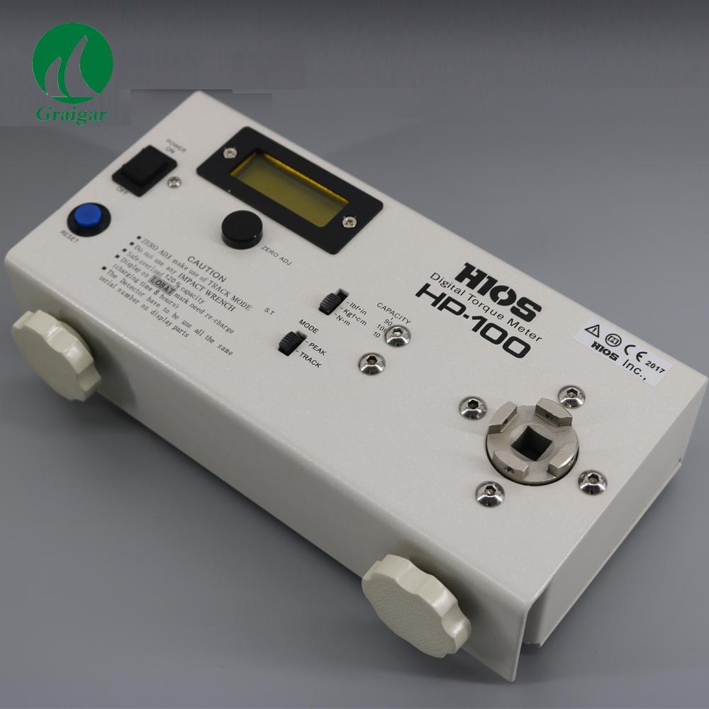 HP-100 Motor Torque Tester 6