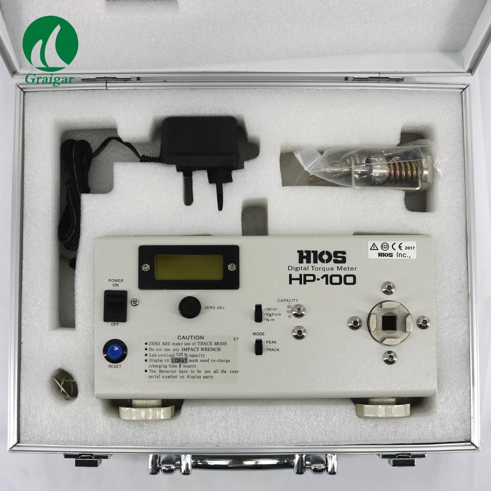HP-100 Motor Torque Tester 8