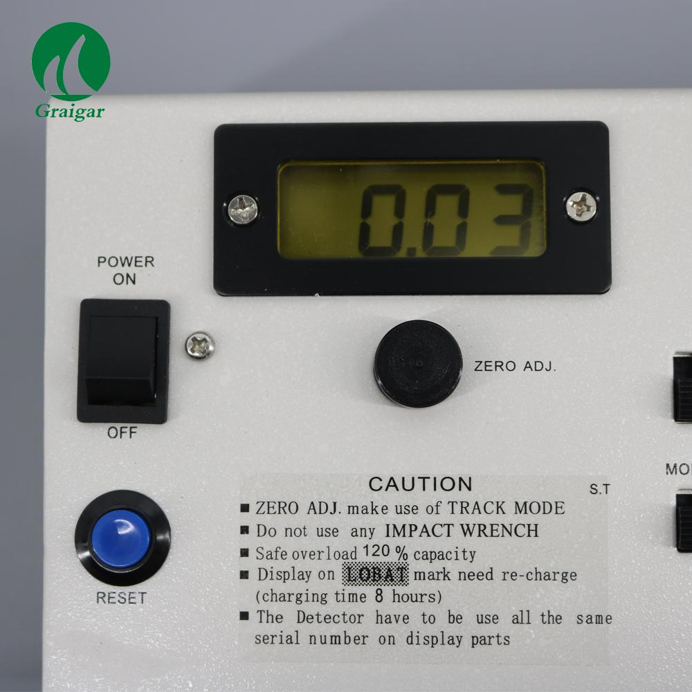 HP-100 Motor Torque Tester 9