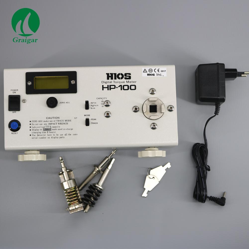 HP-100 Motor Torque Tester 1