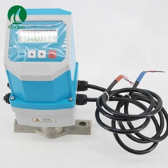 TUF-2000F Ultrasonic  Liquid  Flow Meter  DN50-700mm Fixed Clamp on flowmeter