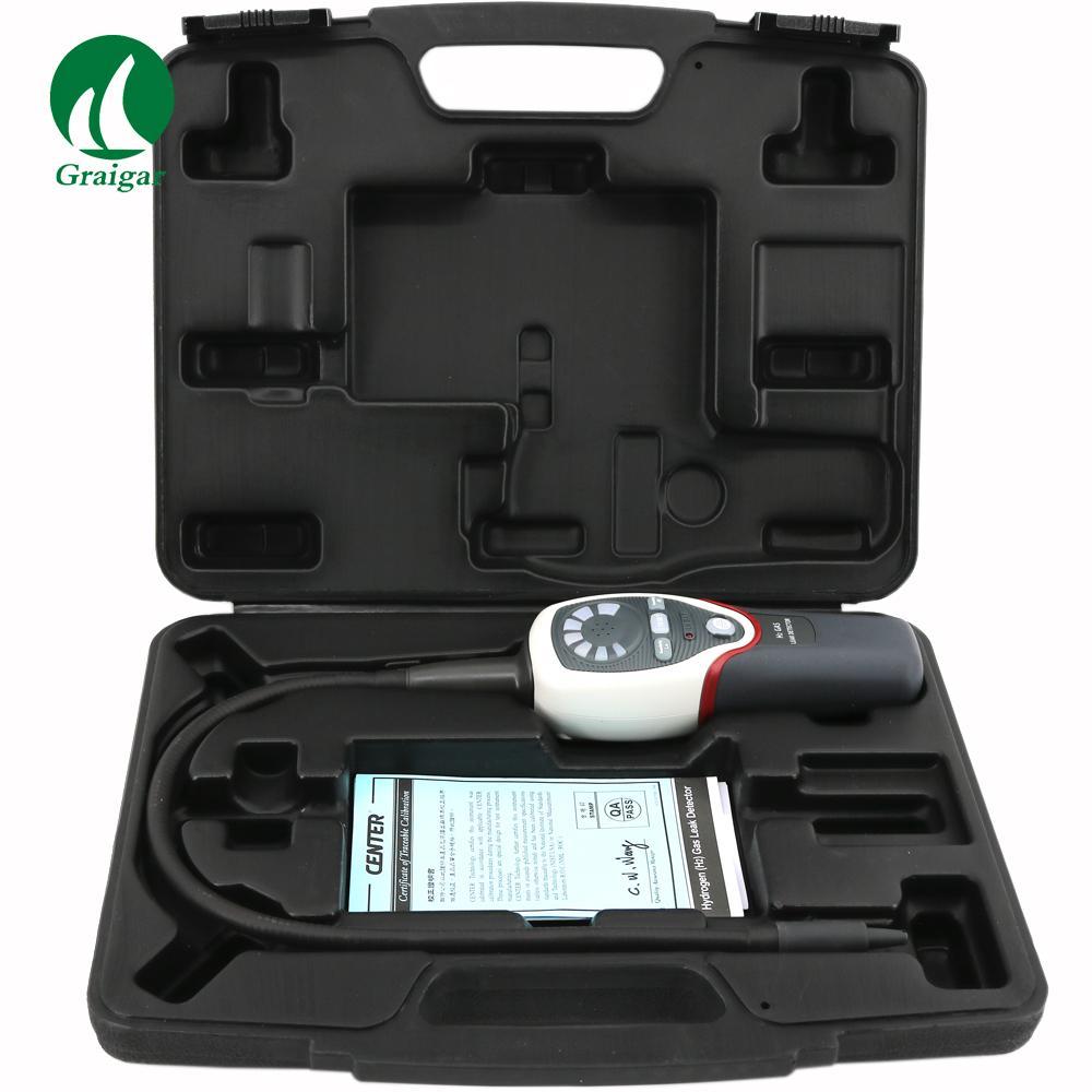 CENTER-384 Track Gas Leak Detector Gas Detector Detection Tube Length: 15.5 inch 1