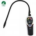 CENTER-384 Track Gas Leak Detector Gas Detector Detection Tube Length: 15.5 inch 4