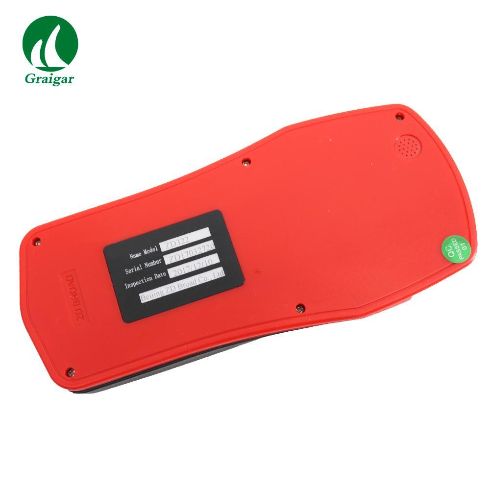 ZD322 Rebar Scanner  Steel Detector Measure the Position of the Steel Bar 4