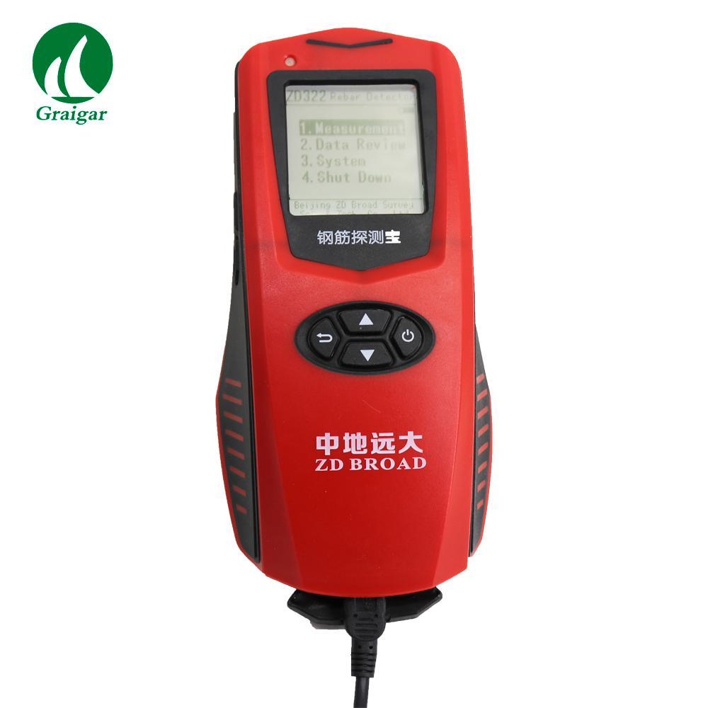 ZD322 Rebar Scanner  Steel Detector Measure the Position of the Steel Bar 5