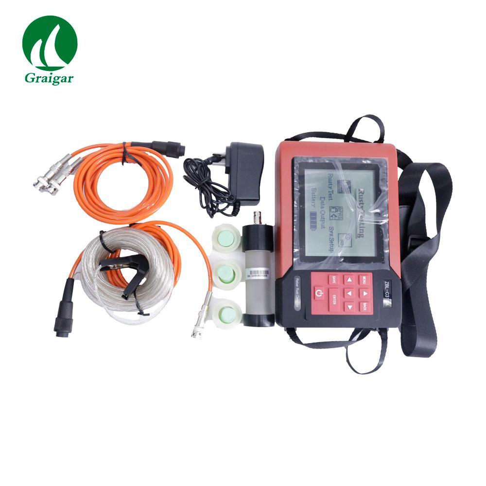 ZBL-C310A Corrosion Reinforcement Engineering Measurement Instrument 7