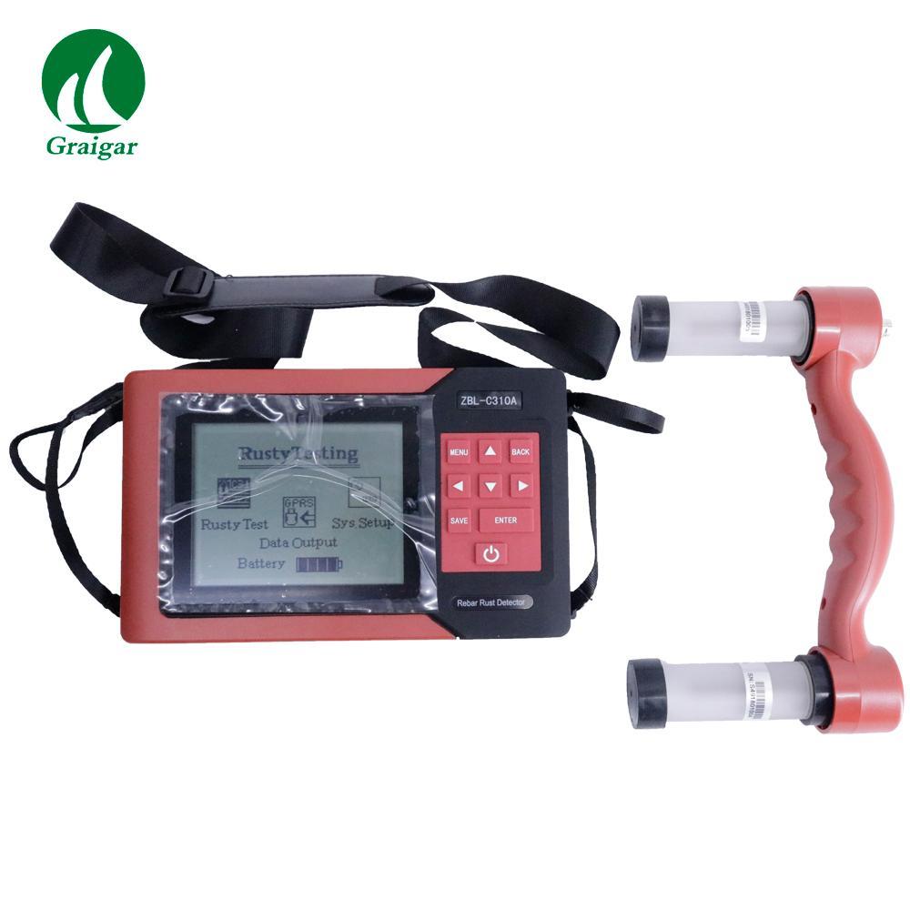 ZBL-C310A Corrosion Reinforcement Engineering Measurement Instrument 9