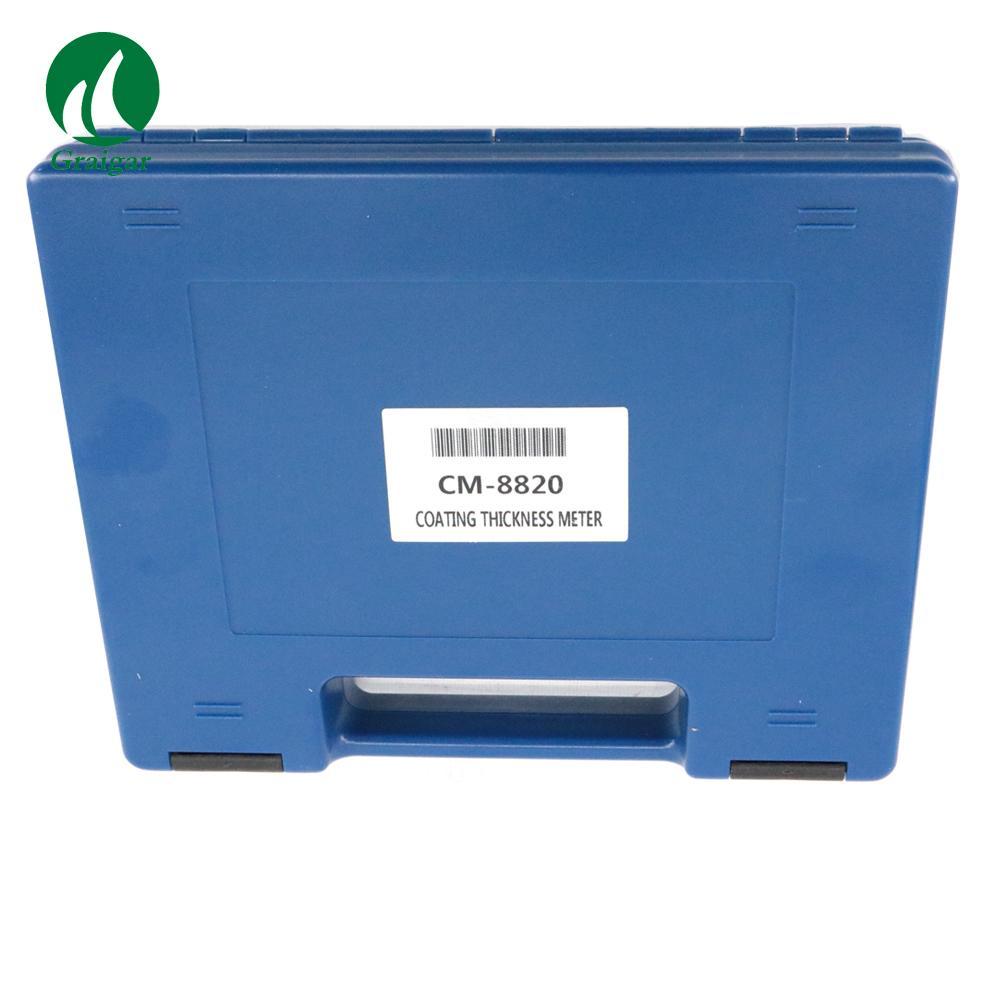 CM-8820 Digital Coating Thickness Gauge(F Type) 0 ~ 2000 / 0 ~ 80 mil 9