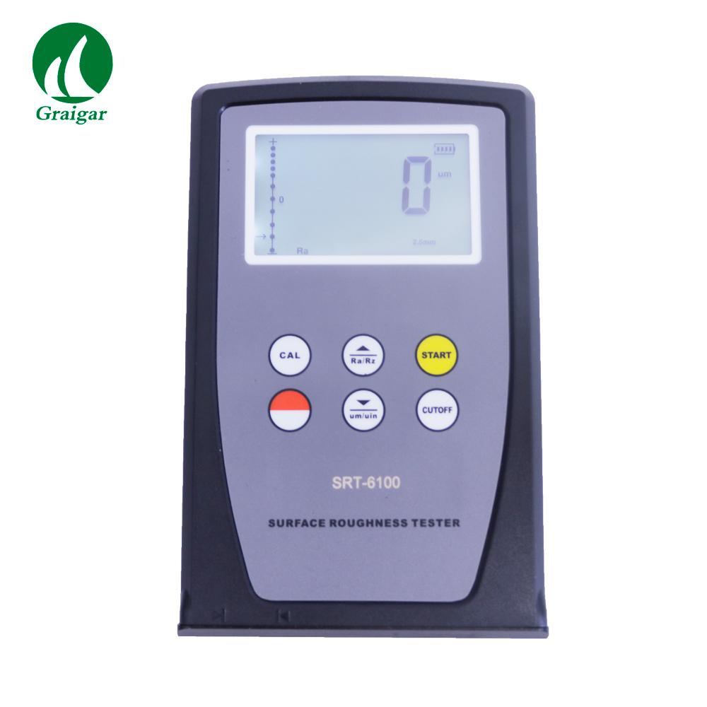 SRT-6100 Digital Surface Roughness Tester Multiple Parameter Measurement Ra Rz 4