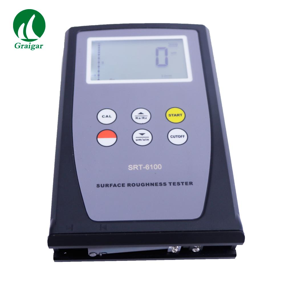 SRT-6100 Digital Surface Roughness Tester Multiple Parameter Measurement Ra Rz 6