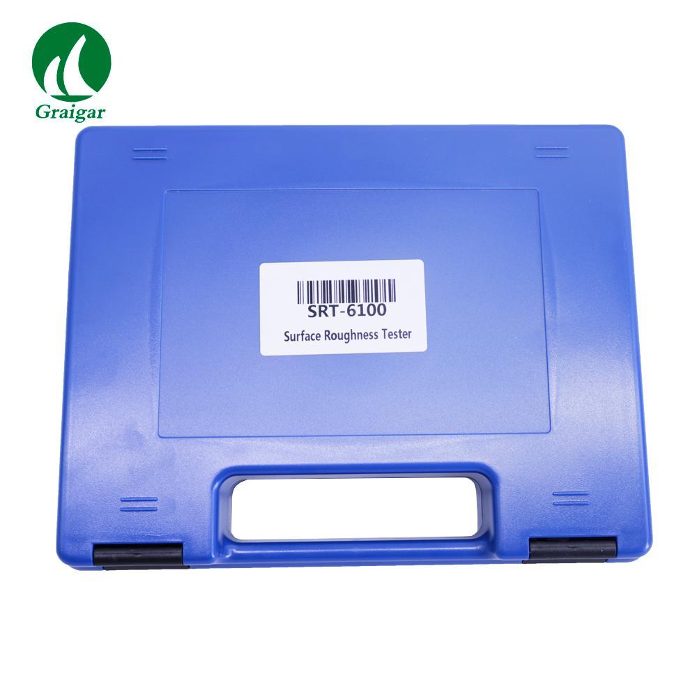SRT-6100 Digital Surface Roughness Tester Multiple Parameter Measurement Ra Rz 11