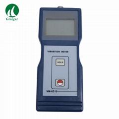 VM-6310 Vibration Meter True RMS Digital Vibrometer Range 0.01~199.9 mm/s