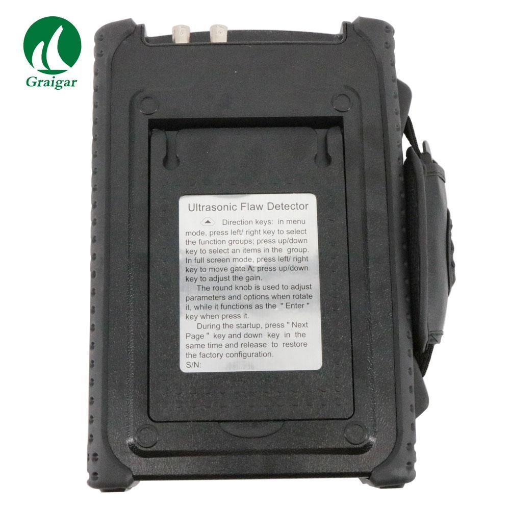 GR650 Ultrasonic Flaw Detector 0 mm-10000 mm Range Single/Dual/Thru Mode 8