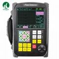 GR650 Ultrasonic Flaw Detector 0 mm-10000 mm Range Single/Dual/Thru Mode 1