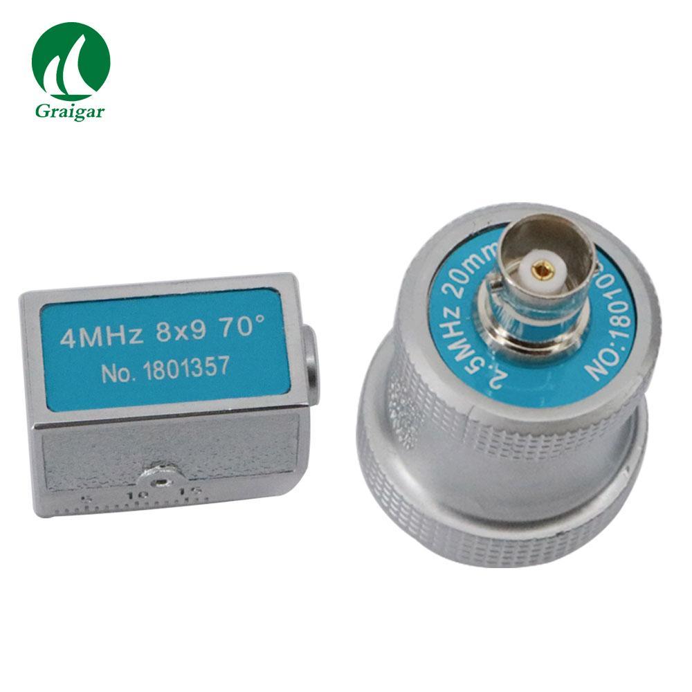 GR650 Ultrasonic Flaw Detector 0 mm-10000 mm Range Single/Dual/Thru Mode 11