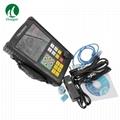 GR650 Ultrasonic Flaw Detector 0 mm-10000 mm Range Single/Dual/Thru Mode 5