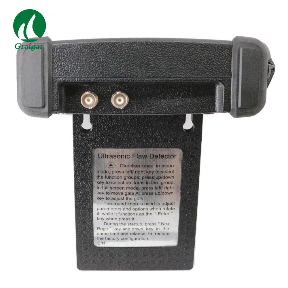 GR650 Ultrasonic Flaw Detector 0 mm-10000 mm Range Single/Dual/Thru Mode 3