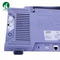 XDS3204E Touchscreen Digital Oscilloscope Bandwidth 200MHz Sample Rate 1GS/s 3