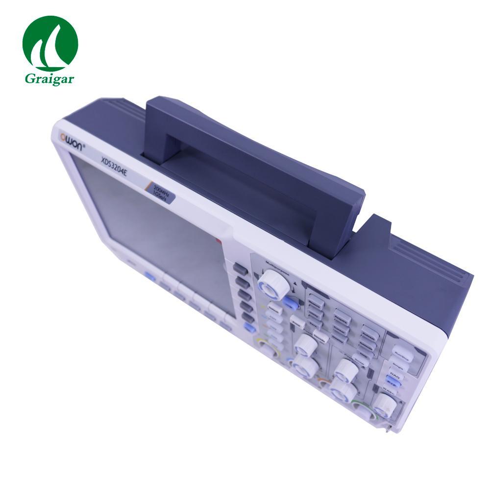 XDS3204E Touchscreen Digital Oscilloscope Bandwidth 200MHz Sample Rate 1GS/s 8
