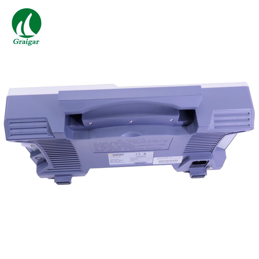 XDS3204E Touchscreen Digital Oscilloscope Bandwidth 200MHz Sample Rate 1GS/s 11