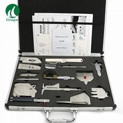 Welding Measure Gauge kits Combine Suit 13 Pieces Weld Gauge